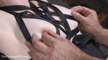 Photo number 5 from Alex Harper, Pretty Pale and Pliant  shot for The Training Of O on Kink.com. Featuring Tommy Pistol and Alex Harper in hardcore BDSM & Fetish porn.