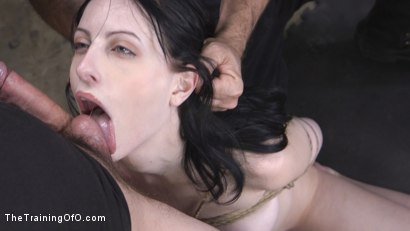 Photo number 17 from Alex Harper, Pretty Pale and Pliant  shot for The Training Of O on Kink.com. Featuring Tommy Pistol and Alex Harper in hardcore BDSM & Fetish porn.