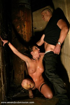 Photo number 5 from Richelle Ryan shot for Sex And Submission on Kink.com. Featuring Ben English and Richelle Ryan in hardcore BDSM & Fetish porn.