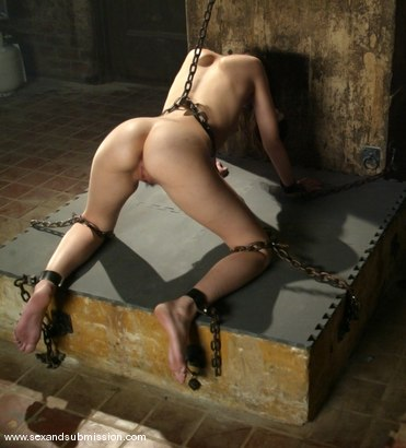 Photo number 8 from The Journalist - Sasha Grey's First Bondage Movie shot for Sex And Submission on Kink.com. Featuring Sasha Grey and Steven St. Croix in hardcore BDSM & Fetish porn.