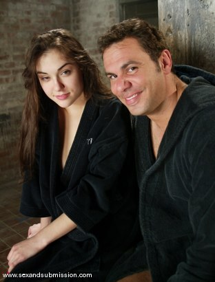 Photo number 15 from The Journalist - Sasha Grey's First Bondage Movie shot for Sex And Submission on Kink.com. Featuring Sasha Grey and Steven St. Croix in hardcore BDSM & Fetish porn.