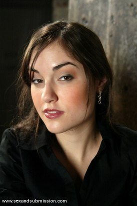Photo number 1 from The Journalist - Sasha Grey's First Bondage Movie shot for Sex And Submission on Kink.com. Featuring Sasha Grey and Steven St. Croix in hardcore BDSM & Fetish porn.