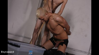 Photo number 1 from Deacon Becomes Reece's Bitch shot for Boynapped on Kink.com. Featuring Reece Bentley and Deacon Hunter in hardcore BDSM & Fetish porn.