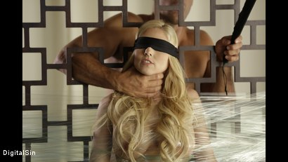 Photo number 14 from Christie Is Kept Wrapped For Freshness shot for Digital Sin on Kink.com. Featuring Christie Stevens and Ramon Nomar in hardcore BDSM & Fetish porn.