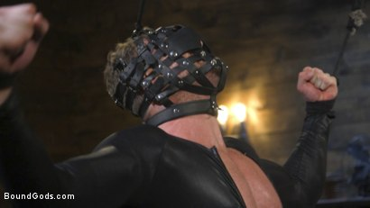 Photo number 14 from Ace Era: Butt-Fucked Beaten and Bound shot for Bound Gods on Kink.com. Featuring Sebastian Keys and Ace Era in hardcore BDSM & Fetish porn.