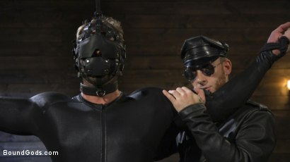 Photo number 3 from Ace Era: Butt-Fucked Beaten and Bound shot for Bound Gods on Kink.com. Featuring Sebastian Keys and Ace Era in hardcore BDSM & Fetish porn.
