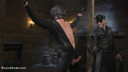 Photo number 5 from Ace Era: Butt-Fucked Beaten and Bound shot for Bound Gods on Kink.com. Featuring Sebastian Keys and Ace Era in hardcore BDSM & Fetish porn.