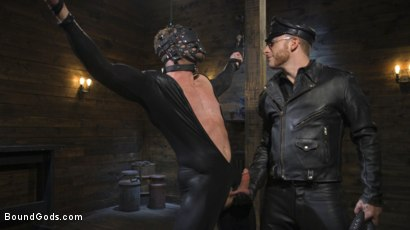 Photo number 8 from Ace Era: Butt-Fucked Beaten and Bound shot for Bound Gods on Kink.com. Featuring Sebastian Keys and Ace Era in hardcore BDSM & Fetish porn.