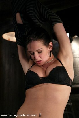 Photo number 1 from Tory Lane shot for Fucking Machines on Kink.com. Featuring Tory Lane in hardcore BDSM & Fetish porn.
