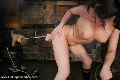 Photo number 5 from Tory Lane shot for Fucking Machines on Kink.com. Featuring Tory Lane in hardcore BDSM & Fetish porn.