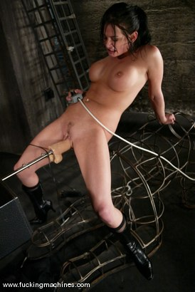 Photo number 7 from Tory Lane shot for Fucking Machines on Kink.com. Featuring Tory Lane in hardcore BDSM & Fetish porn.