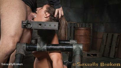 Photo number 14 from Destruction by dick from both ends for Abella Danger. shot for Sexually Broken on Kink.com. Featuring Abella Danger, Matt Williams and Jack Hammer in hardcore BDSM & Fetish porn.