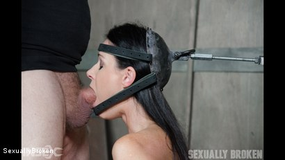 Hot MILF India Summer is bound and brutally fucked