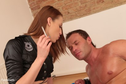 Photo number 10 from Muscles Vs Skinny Whore shot for FemDum on Kink.com. Featuring Peter Stallion, Camilla and Savlovy Muz in hardcore BDSM & Fetish porn.