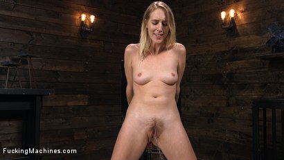 Photo number 5 from All Natural Blonde Babe Cadence Lux Squirts All Over Fucking Machines! shot for Fucking Machines on Kink.com. Featuring Cadence Lux in hardcore BDSM & Fetish porn.
