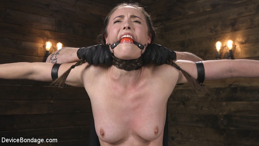Jessica james bondage. Nice to see new girls,who loves it.
