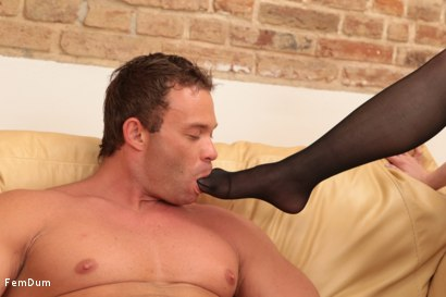 Photo number 13 from Young Mistress shot for FemDum on Kink.com. Featuring Fiona and Peter Stallion in hardcore BDSM & Fetish porn.