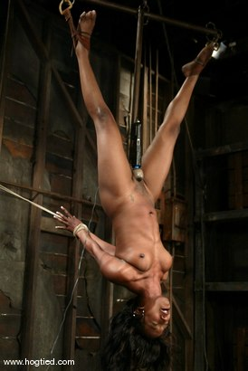 Photo number 9 from Stacey Cash shot for Hogtied on Kink.com. Featuring Stacey Cash in hardcore BDSM & Fetish porn.