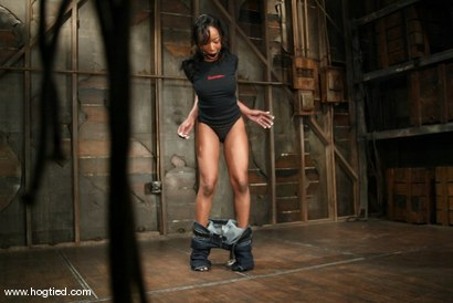 Photo number 2 from Stacey Cash shot for Hogtied on Kink.com. Featuring Stacey Cash in hardcore BDSM & Fetish porn.