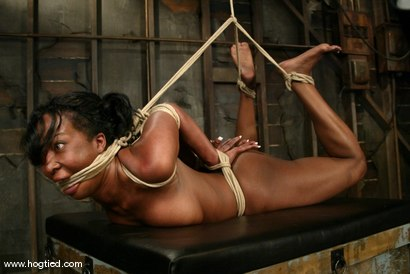 Photo number 12 from Stacey Cash shot for Hogtied on Kink.com. Featuring Stacey Cash in hardcore BDSM & Fetish porn.
