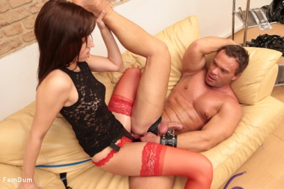 Photo number 24 from Model Mistress shot for FemDum on Kink.com. Featuring Grace and Peter Stallion in hardcore BDSM & Fetish porn.