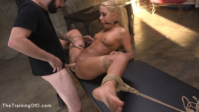 Photo number 15 from Desperate Slut Carmen Caliente Trains For All The Cocks shot for The Training Of O on Kink.com. Featuring Tommy Pistol and Carmen Caliente in hardcore BDSM & Fetish porn.