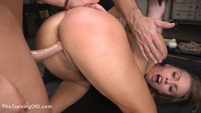 Photo number 2 from Britney Amber's Intense Whore Endurance Training shot for The Training Of O on Kink.com. Featuring Britney Amber and Seth Gamble in hardcore BDSM & Fetish porn.