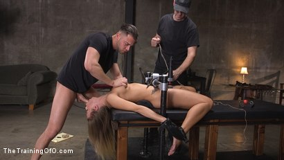 Photo number 4 from Britney Amber's Intense Whore Endurance Training shot for The Training Of O on Kink.com. Featuring Britney Amber and Seth Gamble in hardcore BDSM & Fetish porn.