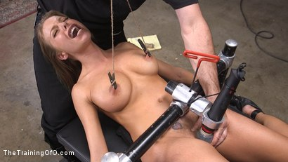Photo number 7 from Britney Amber's Intense Whore Endurance Training shot for The Training Of O on Kink.com. Featuring Britney Amber and Seth Gamble in hardcore BDSM & Fetish porn.