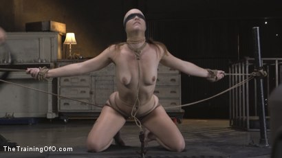 Photo number 2 from The Supremely Subservient, Ella Nova  shot for The Training Of O on Kink.com. Featuring Charles Dera and Ella Nova in hardcore BDSM & Fetish porn.