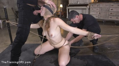 Photo number 8 from The Supremely Subservient, Ella Nova  shot for The Training Of O on Kink.com. Featuring Charles Dera and Ella Nova in hardcore BDSM & Fetish porn.