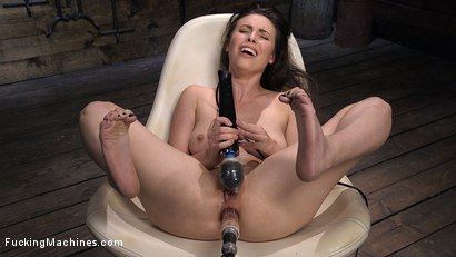 Photo number 11 from All Natural Sex Kitten Casey Calvert takes on Anal Fucking Machines! shot for Fucking Machines on Kink.com. Featuring Casey Calvert in hardcore BDSM & Fetish porn.