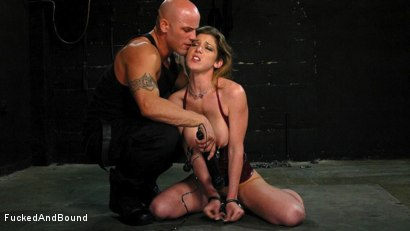 Photo number 10 from Kayla Paige is Horny and Latex Clad shot for Fucked and Bound on Kink.com. Featuring Derrick Pierce and Kayla Paige in hardcore BDSM & Fetish porn.