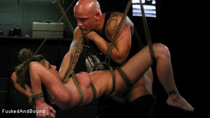 Photo number 18 from Kayla Paige is Horny and Latex Clad shot for Fucked and Bound on Kink.com. Featuring Derrick Pierce and Kayla Paige in hardcore BDSM & Fetish porn.