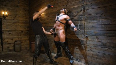 Photo number 1 from FIRST SHOOT for Muscle Stud Chad Stone shot for Bound Gods on Kink.com. Featuring Chad Stone , Dominic Pacifico and Sebastian Keys in hardcore BDSM & Fetish porn.