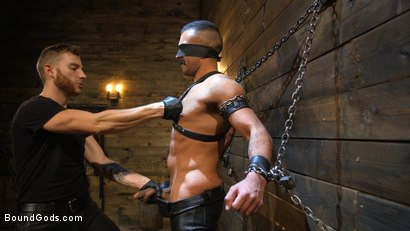 Photo number 11 from FIRST SHOOT for Muscle Stud Chad Stone shot for Bound Gods on Kink.com. Featuring Chad Stone , Dominic Pacifico and Sebastian Keys in hardcore BDSM & Fetish porn.
