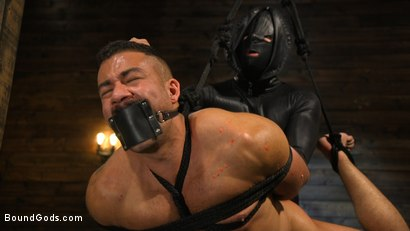 Photo number 4 from FIRST SHOOT for Muscle Stud Chad Stone shot for Bound Gods on Kink.com. Featuring Chad Stone , Dominic Pacifico and Sebastian Keys in hardcore BDSM & Fetish porn.