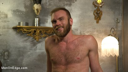 Photo number 15 from Hairy Experienced Edger Meets His Match shot for Men On Edge on Kink.com. Featuring Peter Marcus in hardcore BDSM & Fetish porn.