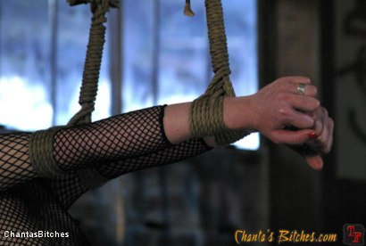 Photo number 7 from Letterhead Cherry Torn Gets Caught Tagging shot for Chantas Bitches on Kink.com. Featuring Cherry Torn and Sandra Romain in hardcore BDSM & Fetish porn.