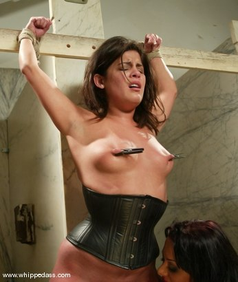 Photo number 10 from Michele Avanti and Sandra Romain shot for Whipped Ass on Kink.com. Featuring Sandra Romain and Michele Avanti in hardcore BDSM & Fetish porn.