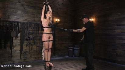 Photo number 7 from Careful What You Wish For shot for Device Bondage on Kink.com. Featuring The Pope and Roxanne Rae in hardcore BDSM & Fetish porn.