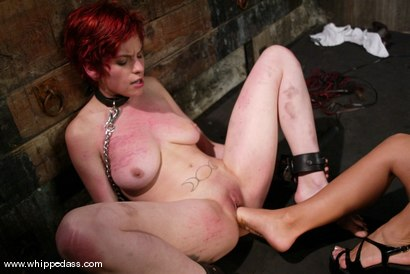 Photo number 10 from Sandra Romain and Rozen Debowe shot for Whipped Ass on Kink.com. Featuring Sandra Romain and Rozen Debowe in hardcore BDSM & Fetish porn.