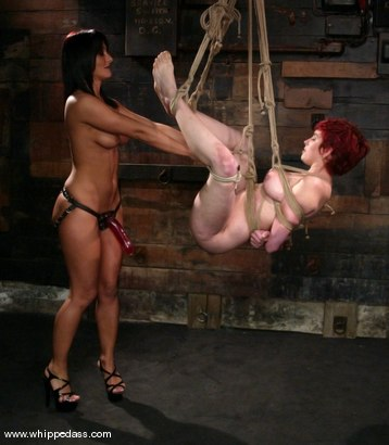 Photo number 13 from Sandra Romain and Rozen Debowe shot for Whipped Ass on Kink.com. Featuring Sandra Romain and Rozen Debowe in hardcore BDSM & Fetish porn.
