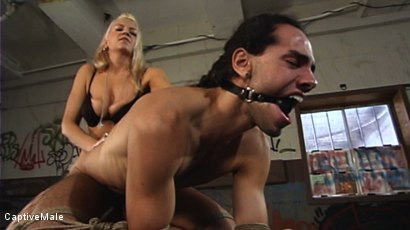 Photo number 14 from Miss Star's Student Gets a Hard Lesson shot for Captive Male on Kink.com. Featuring Dax Star and Xana Star in hardcore BDSM & Fetish porn.