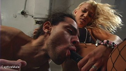 Photo number 16 from Miss Star's Student Gets a Hard Lesson shot for Captive Male on Kink.com. Featuring Dax Star and Xana Star in hardcore BDSM & Fetish porn.