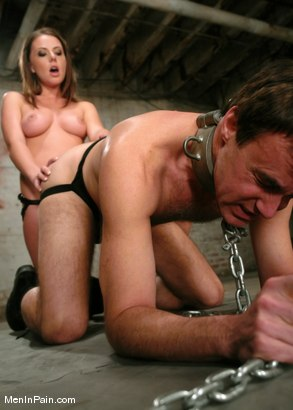 Photo number 7 from Penny And Bill + Kimberlee and Lobo shot for Men In Pain on Kink.com. Featuring Penny Flame, Wild Bill and Kimberlee Cline in hardcore BDSM & Fetish porn.