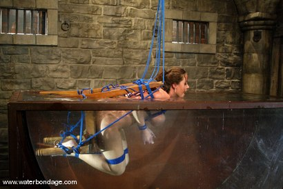 Photo number 14 from Christina Carter shot for Water Bondage on Kink.com. Featuring Christina Carter in hardcore BDSM & Fetish porn.