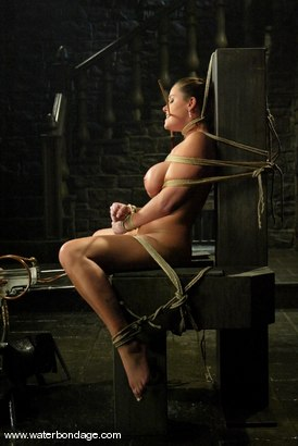 Photo number 10 from Christina Carter shot for Water Bondage on Kink.com. Featuring Christina Carter in hardcore BDSM & Fetish porn.