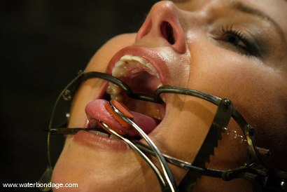 Photo number 3 from Christina Carter shot for Water Bondage on Kink.com. Featuring Christina Carter in hardcore BDSM & Fetish porn.