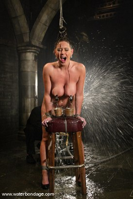 Photo number 8 from Christina Carter shot for Water Bondage on Kink.com. Featuring Christina Carter in hardcore BDSM & Fetish porn.